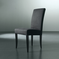 Tylor Uno Chair | Visitors chairs / Side chairs | Meridiani