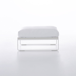 Flat Puff modular | Garden stools | GANDIABLASCO