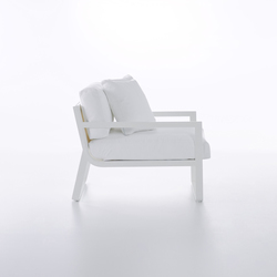 Flat Armchair | Garden armchairs | GANDIABLASCO