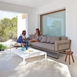 Flat Modul Sofa 1 | Gartensofas | GANDIABLASCO