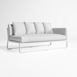 Flat Sofa Modular 1 | Garden sofas | GANDIABLASCO