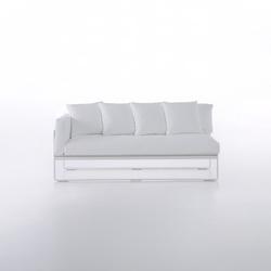 Flat Sofa modular 1 | Gartensofas | GANDIABLASCO