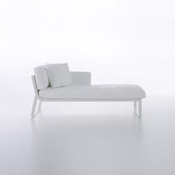 Flat Sofa modular 2 | Liegestühle | GANDIABLASCO