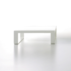 Flat Chaiselongue-table | Coffee tables | GANDIABLASCO