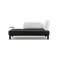 floyd by wittmann chaise longue product. Black Bedroom Furniture Sets. Home Design Ideas
