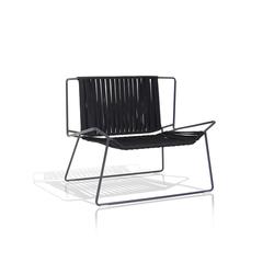 Out_Line Hand-woven armchair | Garden armchairs | Expormim