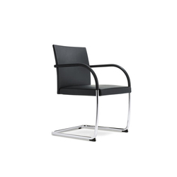 George cantilever | Visitors chairs / Side chairs | Walter Knoll