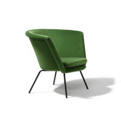 H 57 armchair | Poltrone | Richard Lampert