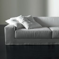 Frieman Ghost Sofa | Sofas | Meridiani