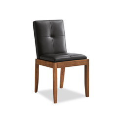 Bever Chair | Visitors chairs / Side chairs | Riva 1920