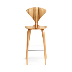 Cherner Wood Base Stool | Taburetes de bar | Cherner