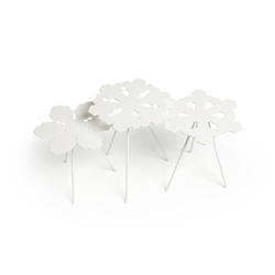 Snowflakes random tables | Side tables | OFFECCT