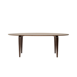 Cherner Oval Table | Restaurant tables | Cherner