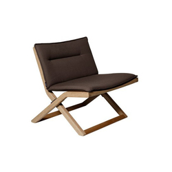Cruiser easy chair | Poltrone lounge | Swedese
