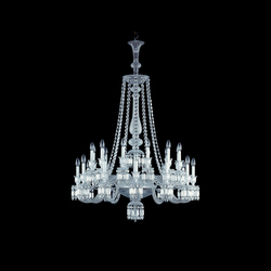 Helios | Ceiling suspended chandeliers | Baccarat