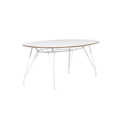Desirée table | Dining tables | Swedese