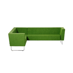 Gap Café modular sofa | Sofás lounge | Swedese