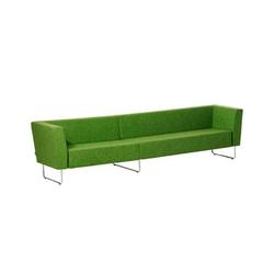 Gap Café modular sofa | Lounge sofas | Swedese