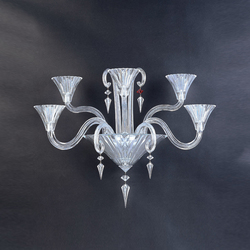Mille Nuits | Wall-mounted chandeliers | Baccarat