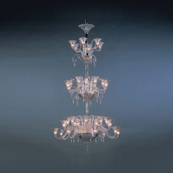 Mille Nuits | Ceiling suspended chandeliers | Baccarat