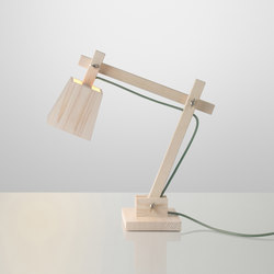 Wood Lamp | Table lights | Muuto