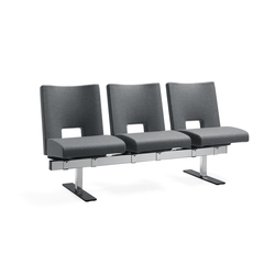 Element Beam sofa | Beam / traverse seating | Materia