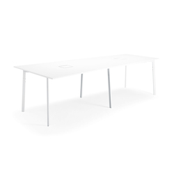 Angle conference table | Tavoli conferenza | Materia