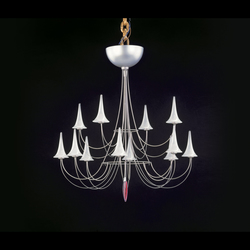 Plume | Ceiling suspended chandeliers | Baccarat
