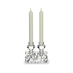 United Crystal Woods | Candelabros | Baccarat
