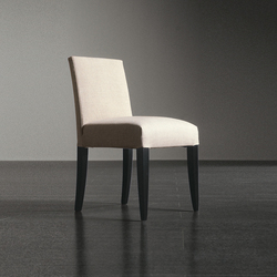 Robert Uno/Due Chair | Visitors chairs / Side chairs | Meridiani