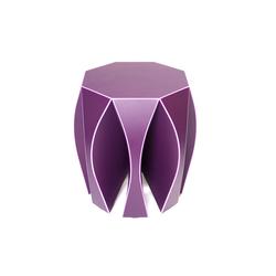 NOOK stool violet | Garden stools | VIAL