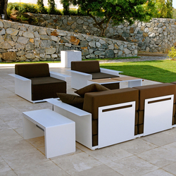 4 inside & out | Gartensofas | Radius Design