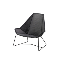 Breeze Highback Chair | Poltrone da giardino | Cane-line