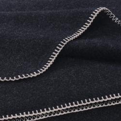 Alina Blanket anthracite | Plaids / Blankets | Steiner