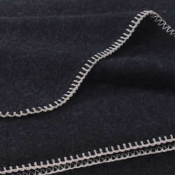 Alina Blanket anthracite | Couvertures | Steiner