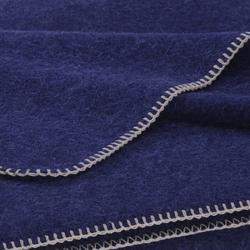 Alina Blanket blueberry | Plaids / Blankets | Steiner