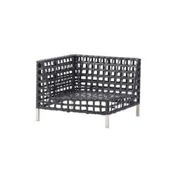Flow Corner Module | Garden armchairs | Cane-line