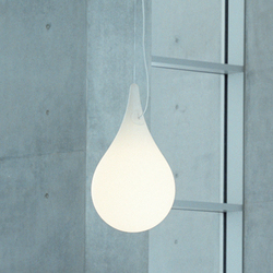 LIQUID LIGHT DROP 2 PENDANT LIGHT