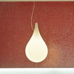 Liquid Light Drop 2 small Pendant light | Iluminación general | next