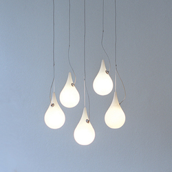 Liquid Light Drop 2 xs 5 Mini pendant light | Lampade sospensione | next