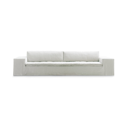 Airport Sofa | Sofas | Poliform