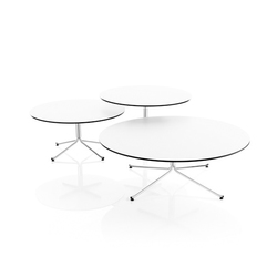 Millibar Lounge Table | Mesas de centro | Lammhults
