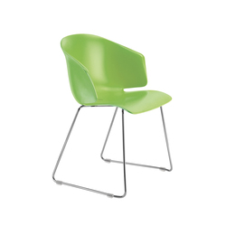 Grace 411 | Restaurant chairs | PEDRALI