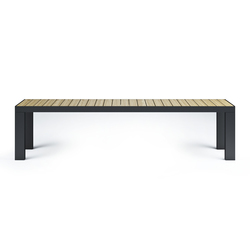 Garden Dinner Bench | Garden benches | Röshults