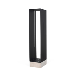 Manhattan Cabinet Anthracite | Fireplace accessories | Röshults