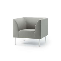 Cubo Easychair | Poltrone lounge | Stouby