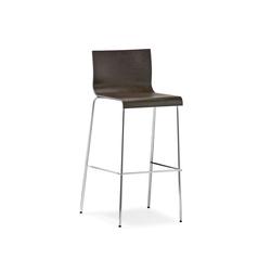 Kuadra 1336 | Bar stools | PEDRALI