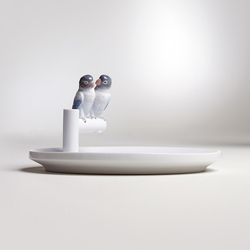 Parrot Love | Bowls | Lladró