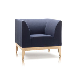 Cubo Armchair | Lounge chairs | Stouby