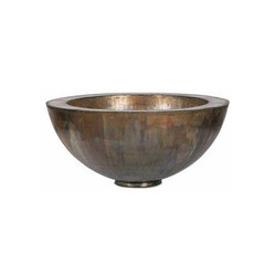 Copper Half Bowl | Diverso | Domani